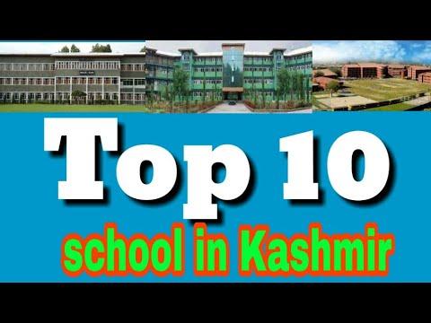 Top 10 Schools in Kashmir| Best Schools In Srinagar