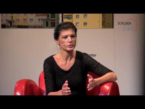 Der 14. Scheunentalk in Cottbus mit Sahra Wagenknecht thumbnail