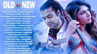 Old Vs New Bollywood Mashup Songs 2020 | Old Hindi DJ Remix Mashup Live_InDiAn MaShUp 2020