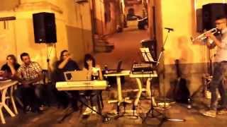 I Virzì (cover Trumpet Hello Dolly) Estate Ciancianese 2014