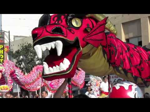 2011 Golden Dragon Parade & Festival