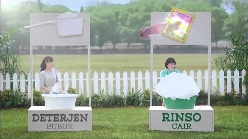 Iklan Rinso Cair Youtube