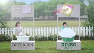 Iklan Rinso Cair