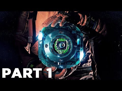 OBSERVATION Walkthrough Gameplay Part 1 – INTRO (PS4 Pro)
