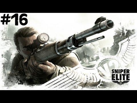 """Sniper Elite V2 Walkthrough - Part 16 """"Kopenick Launch Site"""""""
