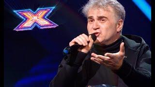 Дмитрий Вардошвили – Александр Серов – Я люблю тебя до слёз – Х-фактор 9. Седьмой кастинг