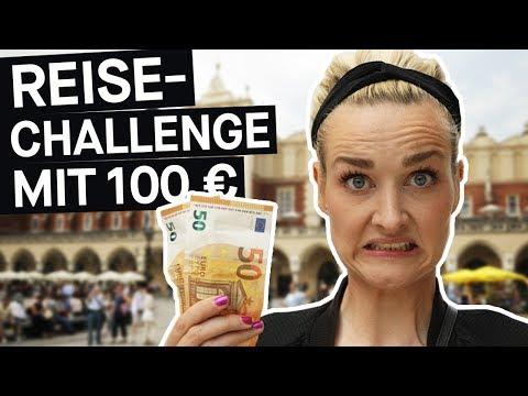 Low-Budget-Urlaub: Für 100€ drei Tage reisen – ist das möglich? || PULS Reportage