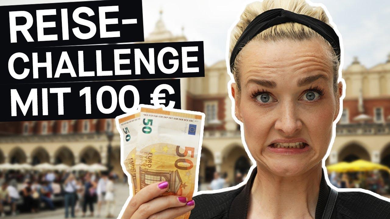 Low-Budget-Urlaub: Für 100€ drei Tage reisen – ist das möglich?    PULS Reportage