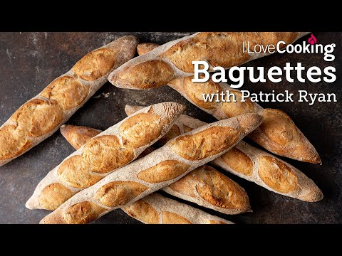 Baguettes Masterclass with Patrick Ryan
