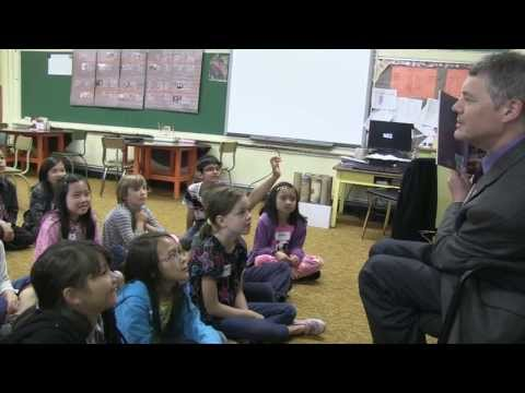 VSB - Storytime at Florence Nightingale Elementary School
