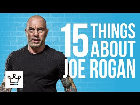 15 Things You Didn't Know About Joe Rogan