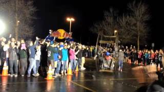 University of Idaho | Red Bull Chariot Race 2012