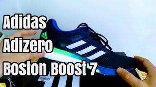 Adizero Boston Boost 7, Review en Español. Menos es más.