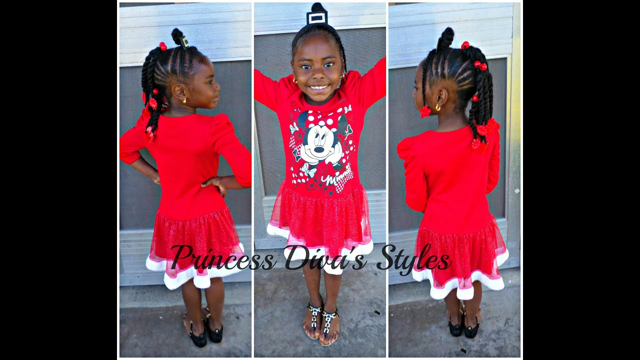 Princess Diva Cute Mohawk Style YouTube