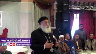 القوى السياسية بالفيوم : 'محافظة شهداء وليس إرهاب'.. صور وفيديو