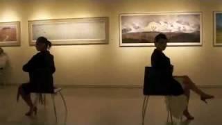 台南20110623貴婦趴國標拉丁舞表演