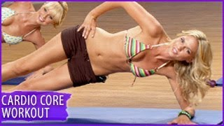 Cardio Core Abs Workout: Surfer Girl- Amber Gregory