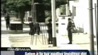 Difunden audios inéditos de terroristas del MRTA y rehenes en sede diplomática el año 97