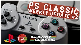 PS Classic Weekly Update #2 - Bleemsync 1.0 on its way!