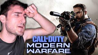 Sweating My Nuts Off In Modern Warfare