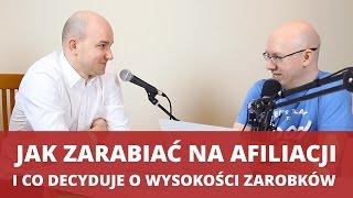 Jak zarabiać na afiliacji - podpowiada Marcin Franczak z Convertiser - WNOP #089