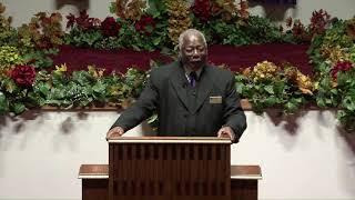 New Testament Church 40th Anniversary Message - Growing in Spiritual Maturity 11/01/2020