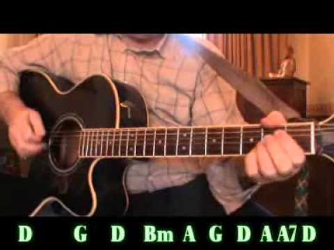 GALWAY GIRL (Steve Earle) - Guitar Lesson (Chords/Lyrics)