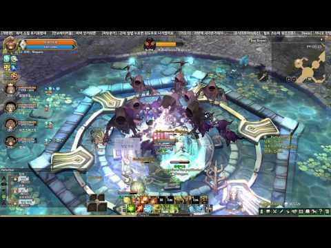 Tree of Savior Instanced Dungeon Gameplay