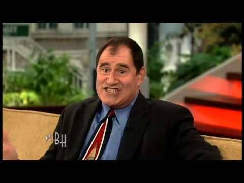 Richard Kind's FULL INTERVIEW - THE BONNIE HUNT SHOW (Part 1 of 2)