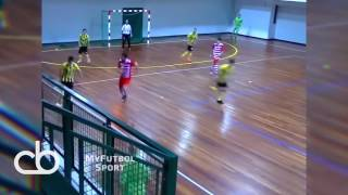Melhores jogadas de futsal