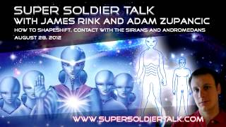 Super Soldier Talk - Shape Shifting and Contact with the Andromedans - August 28, 2012