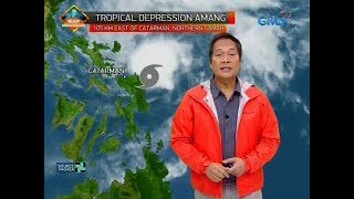 Weather update as of 7:00 p.m. (January 21, 2019)