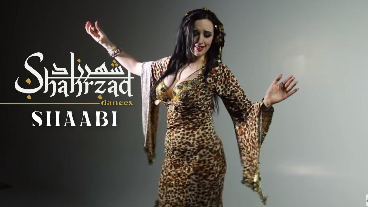 Shahrzad Shaabi Bellydance شهرزاد