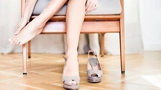 Растяжка обуви в домашних условиях. GuberniaTV