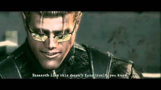 Resident Evil 5 PC Mod - Retarded Wesker