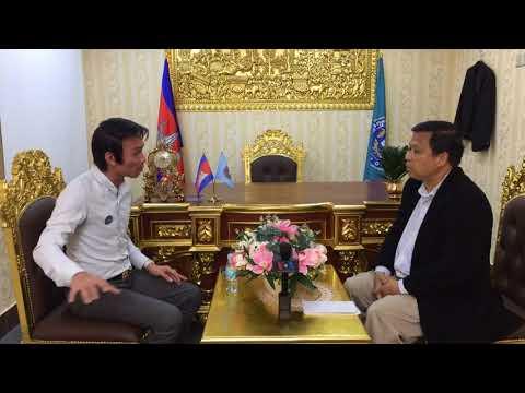 Facebook Live: Mr. Sok Sovann Vothana Sabung, Director Of Khmer Kraok Party
