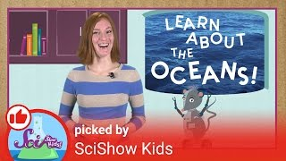 Learn About The Oceans!