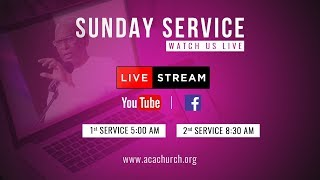 Sunday Service - 1| 24 Feb 2019 [Live Stream]