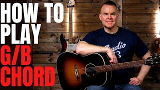 How to Play GB Chord on Guitar Quick and Easy