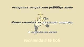 Pasi - KGB (Kapitulacija gluho-slijepih besjednika) SING-ALONG