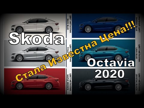 Skoda Octavia А8 Цена, Дата Продаж  и Всё Всё Всё !!! (2020)