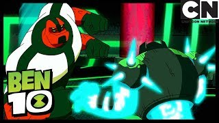Innervasion Part 3 Strange Bedfellows  Ben 10  Cartoon Network