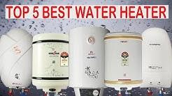 Top 5 Best Water Heater Geysers