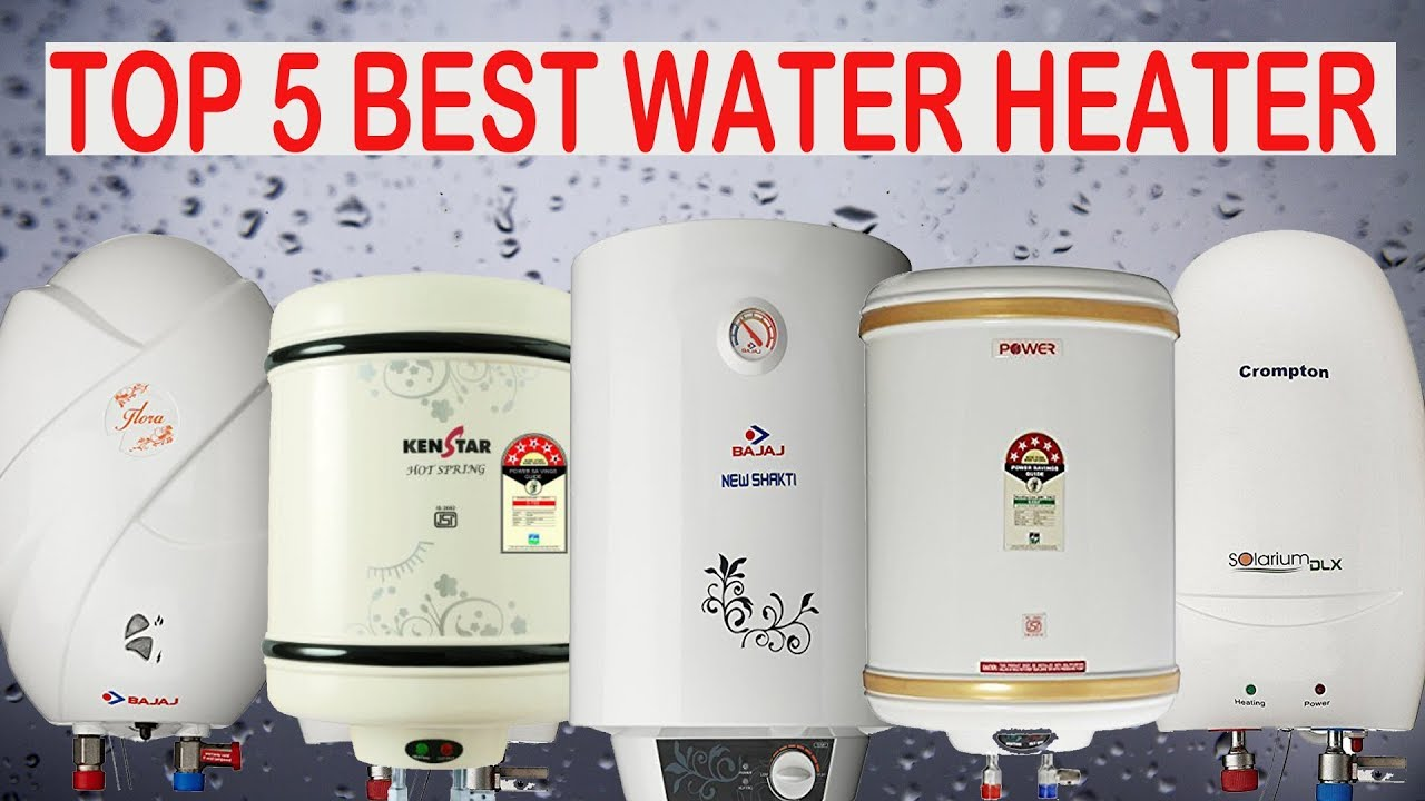 Top 5 Best Water Heater Geysers - YouTube