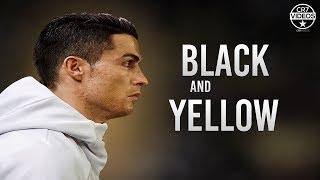 Cristiano Ronaldo ❯ Black and Yellow ❙ Epic Skills & Goals ❙ 2017 ❙ HD