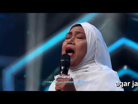 SURATAN RIZA UMAMI DUET DGN RHOMA IRAMA, Indosiar 11 des 2017
