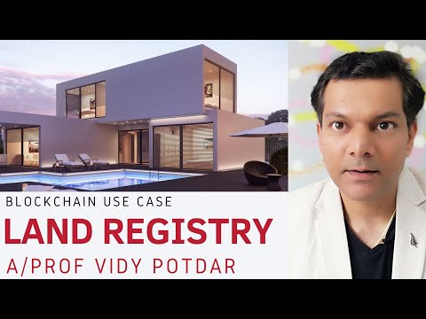 Land Registry Blockchain