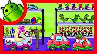 День РОЖДЕНИЯ ГРУЗОВИЧКА в Детском Развлекательном Центре! Развивающий Мультик о МАШИНКАХ для ДЕТЕЙ