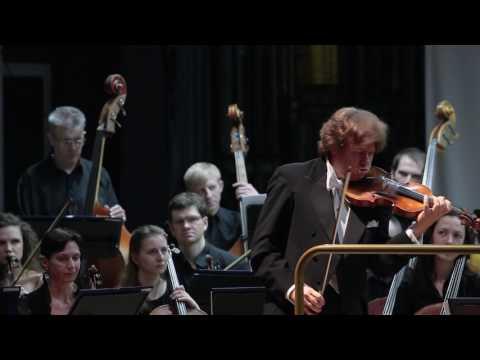 R.GLIERE VIOLIN CONCERTO. A.BARANOV(violin). Conductor - P.GERSHTEIN.