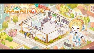 Kawaii Home Design  Trailer | Mobile Game 2019 | Imba Games | Ios